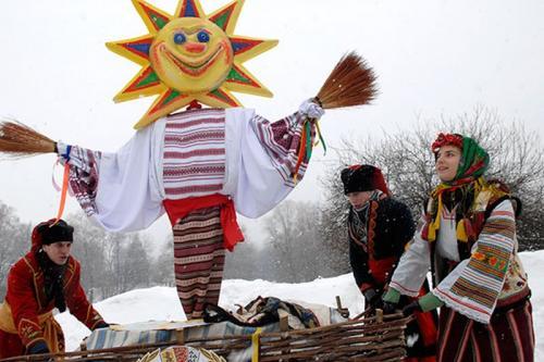 Масленица история праздника