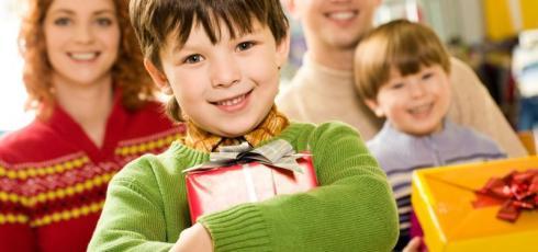 Что можно подарить ребенку