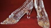Хрустальные туфельки - солонки