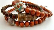 Африканские украшения в подарок